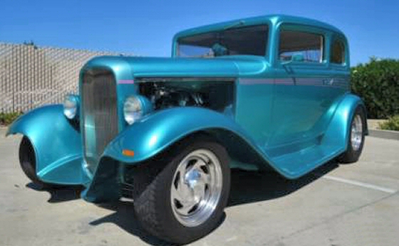 Photo of 1932 Ford Victoria 2DR Street Rod Very High Quality Build