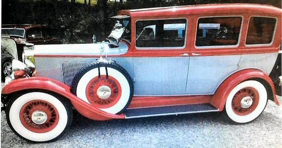 Photo of 1932 Graham Paige 4DR Sedan Street Rod