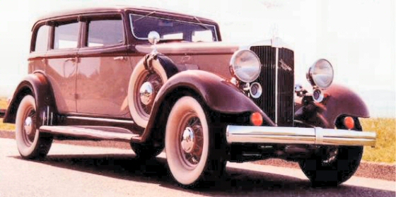 Photo of 1932 I-226 Hupmobile Executive Car Rare Award Winner