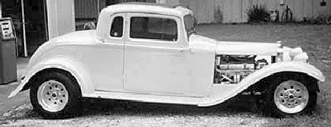 1933 Dodge Coupe Street Rod