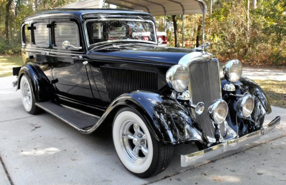1933 Dodge Dp6 Street Rod