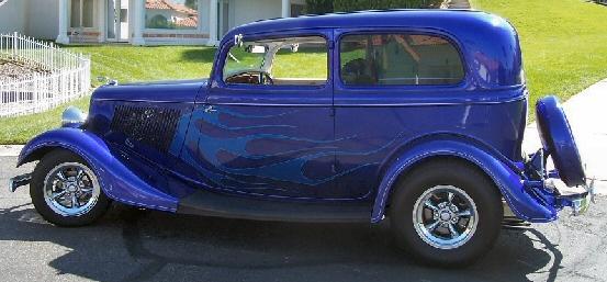 1933 ford 2 door sedan street rod for 1933 chevy 2 door sedan