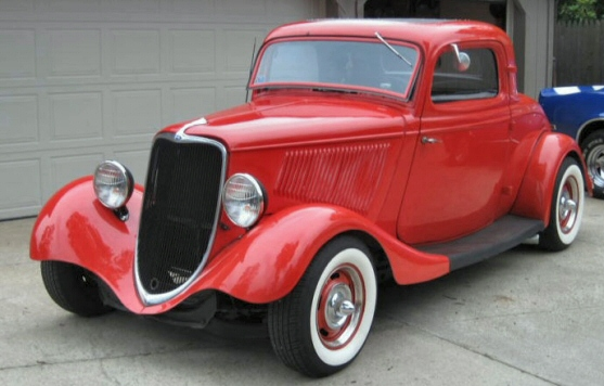 1933 ford 3 window coupe street rod for sale for 1933 3 window coupe for sale
