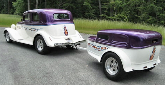 1933 Ford vicky street rod for sale