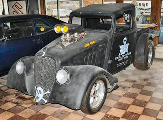 Photo of 1933 Willys Pickup Street Rod