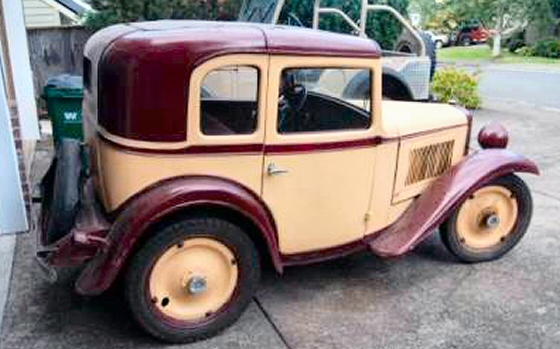 Photo of 1934 American Austin Bantam 2 Door Sedan