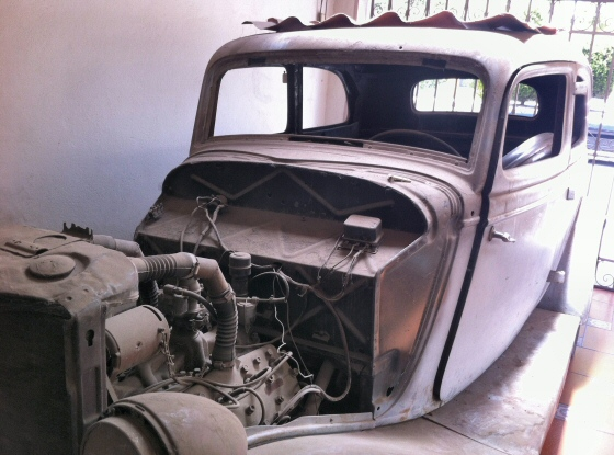 1934 Ford Victoria 2 DR Project For Sale