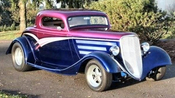 Photo of 1934 Ford Minotti 3 Window Coupe Prostreet