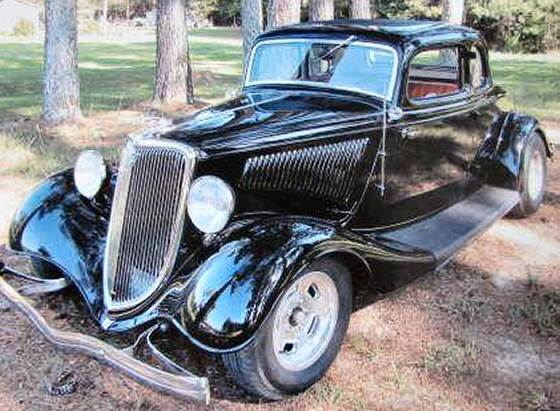 1934 ford all steel 5 window coupe for 1934 ford five window coupe for sale