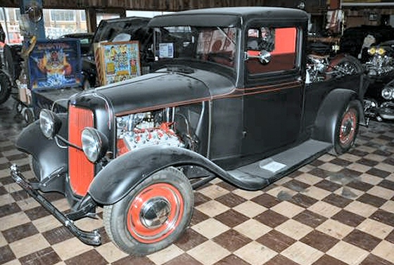Photo of  1934 Ford 1/2 Ton Pickup  Rod