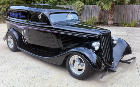 1934 Ford Sedan Delivery Street Rod