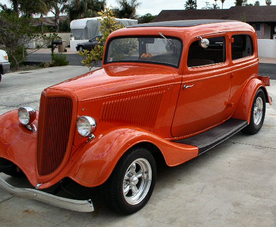 1934 Ford Project For Sale | Autos Post