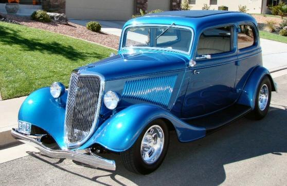 1934 ford vicky 2 door sedan street rod for 1934 ford 2 door sedan for sale