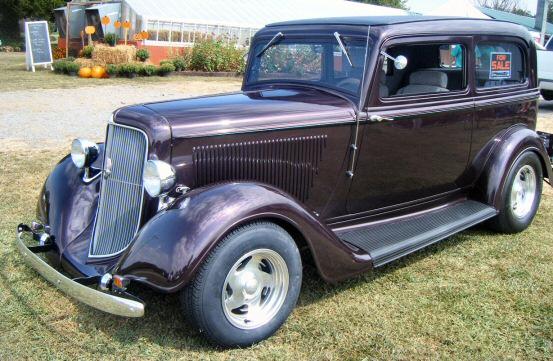 1934 Plymouth 2dr Sedan Street Rod
