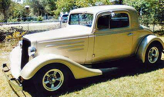 1935 chevy 3 window steel coupe rod for 1935 chevrolet 3 window coupe