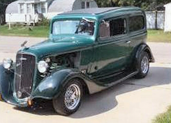 Photo of 1935 Chevy Standard 2DR Sedan All Steel Street Rod