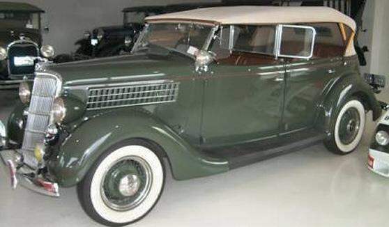 1935 ford 4 door convertible for 1935 ford 4 door sedan