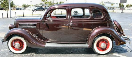 1935 Ford Sedan for Sale
