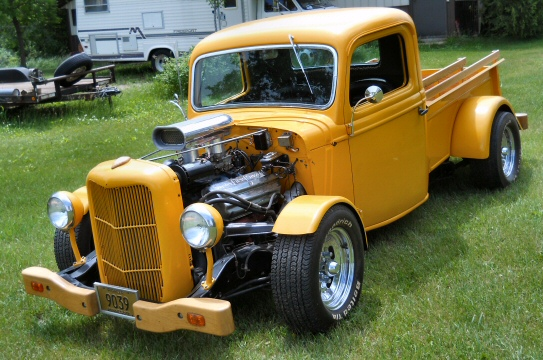 Photo of 1935 Ford Pickup Street Rod