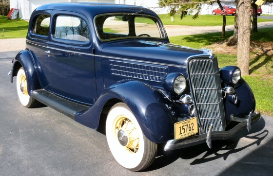 1935 ford fordor autos post for 1935 ford 2 door sedan