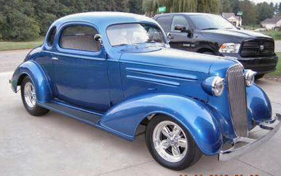 1936 chevy parts
