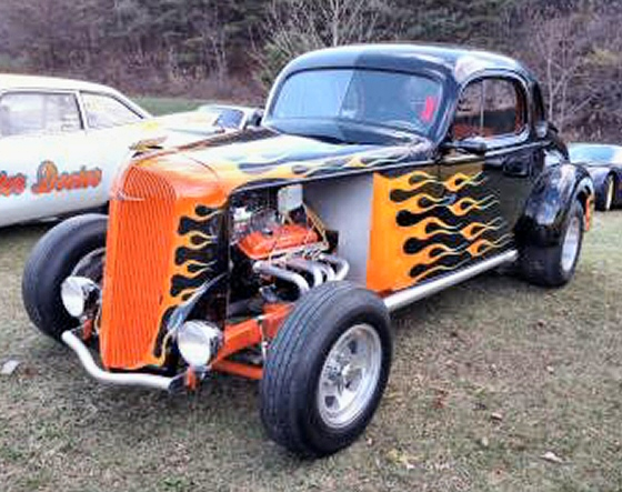 Photo of 1936 Chevrolet Coupe Street Rod
