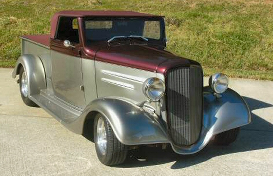 Photo of 1936 Chevy Pickup Convertible  Street Rod