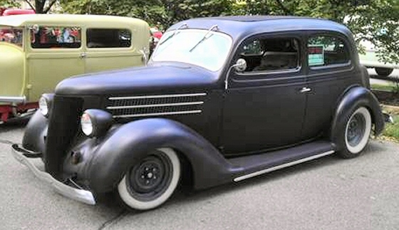 1936 ford 2 door sedan street rod for sale for 1936 ford 4 door sedan for sale