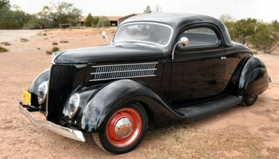1936 ford 3 window coupe street rod with jb donaldson for 1936 ford 3 window for sale
