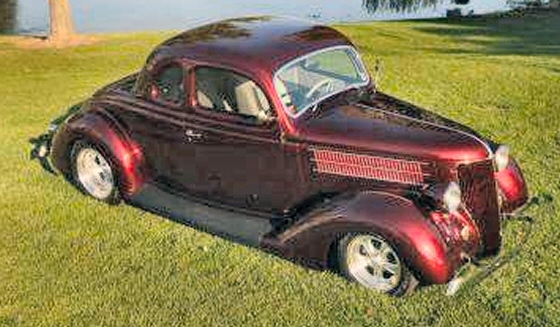 Photo of 1936 FORD ALL STEEL, PRO BUILT 5 WINDOW COUPE