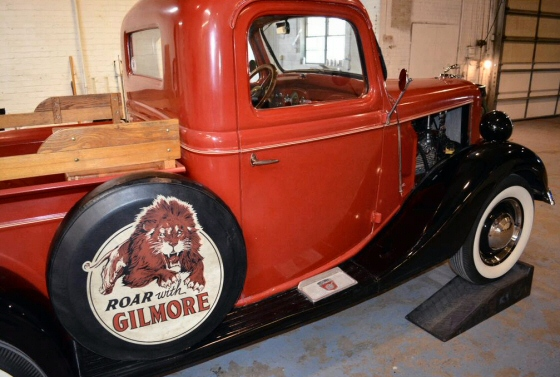 Photo of 1936 Ford 1/2 Ton Steel Pickup With Flathead V8 Restored  Original