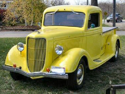 1936 ford pickup truck for sale craigslist