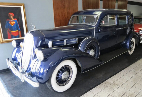 Photo of 1936 Pierce Arrow 4 DR With Late Model Drive Train