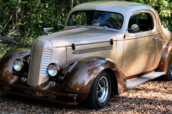 1936 pontiac 3 window street coupe rod pro build for 1936 pontiac 3 window coupe for sale