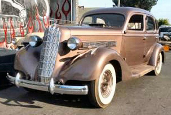 Photo of  1936 Reo Flying Cloud 4DR Sedan 1 of 325