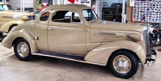 Craigslist 1937 Chevy Coupe   Autos Post