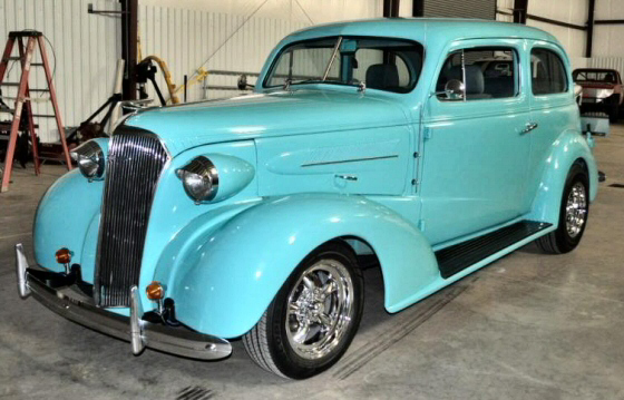 Photo of 1937 Chevrolet Master Deluxe Coupe Street Rod