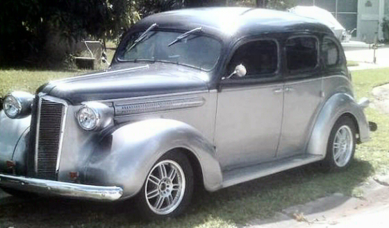 Photo of 1937 DODGE 4DR SEDAN HOTROD/RATROD