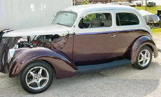 1937 ford 2 door sedan street rod for 1937 ford 2 door sedan for sale