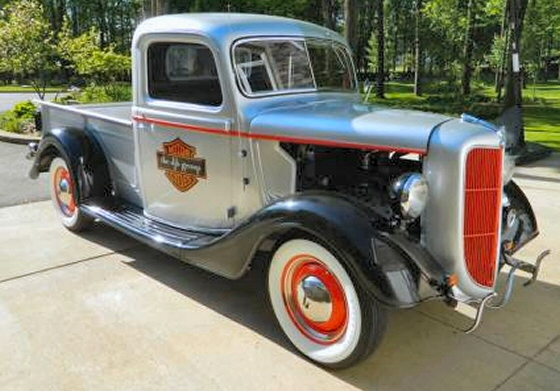 Photo of 1937 FORD PICKUP Street Rod