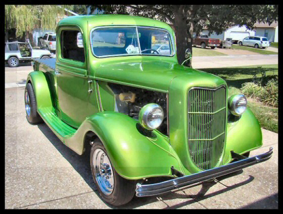 Photo of 1937 Ford Pickup Truck Street Rod
