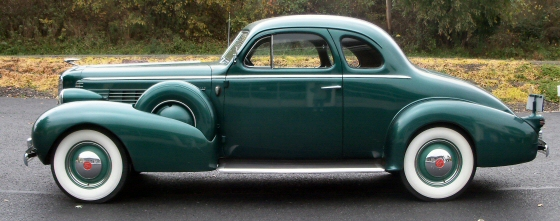Photo of 1937 La Salle Opera Coupe