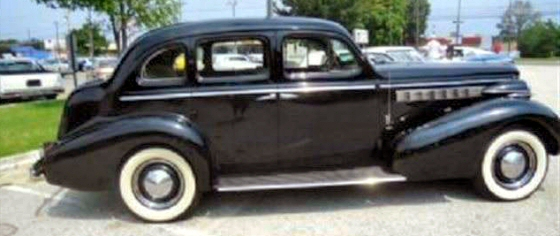 Photo of 1938 Buick Special 4 DR Sedan With 55,760 Original Miles