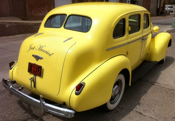 Photo of 1938 Buick Special Model 41 4DR Sedan