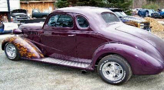 Photo of 1938 Chevy Business Coupe All Steel Street Rod