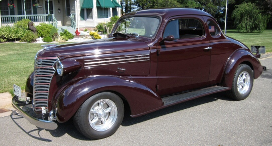 1938 Chevy Coupe for Sale