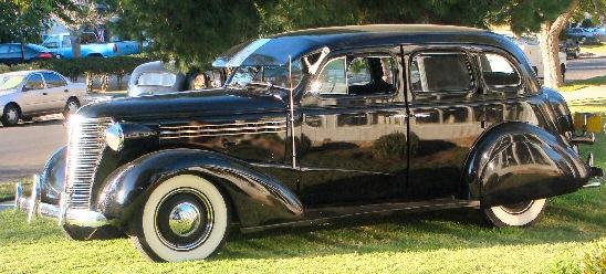 1938 chevrolet master duluxe 4 door for 1938 chevy 4 door