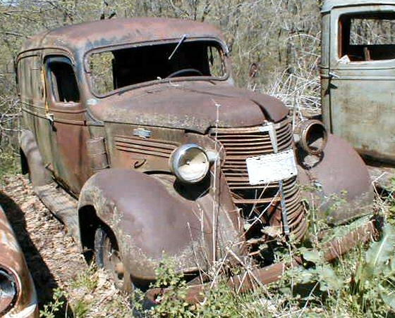 Photo of 1938 Chevrolet Panel Truck Project