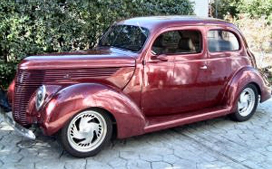 Photo of 1938 Ford Deluxe 2 DR Sedan  Steel Street Rod