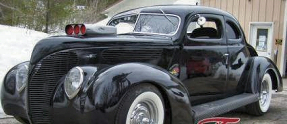 1938 Chop Top Ford